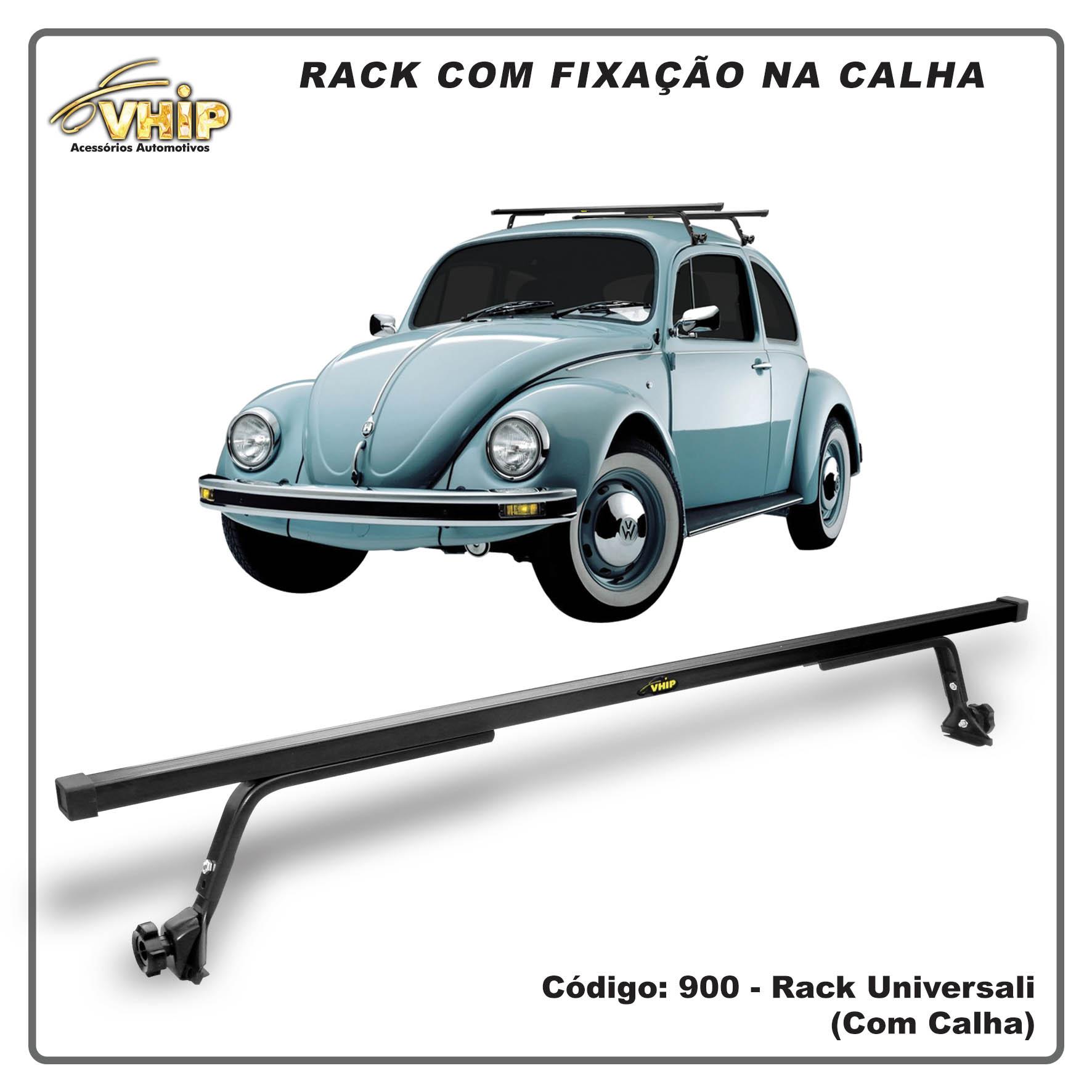 900 Rack Universal Fusca