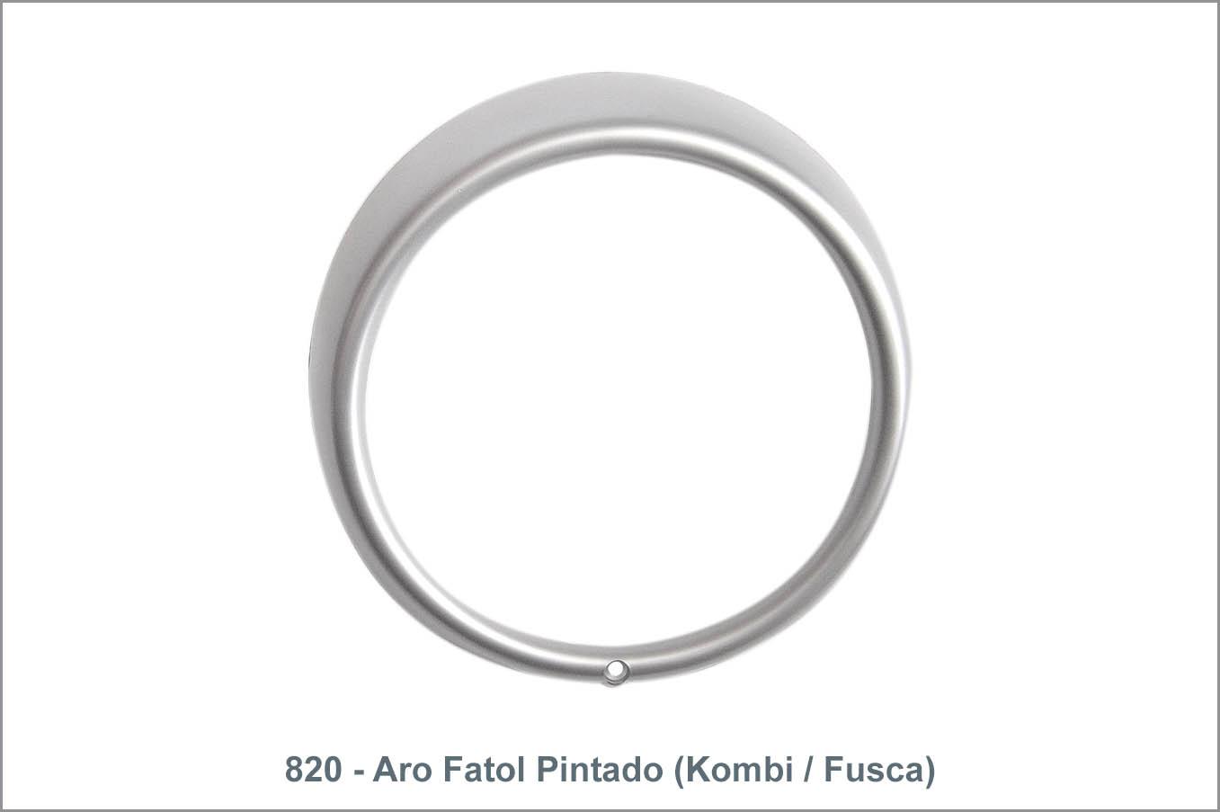 820 - Aro Farol Pintado (Kombi / Fusca)