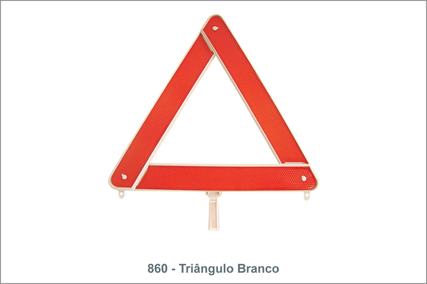860 Triângulo Branco