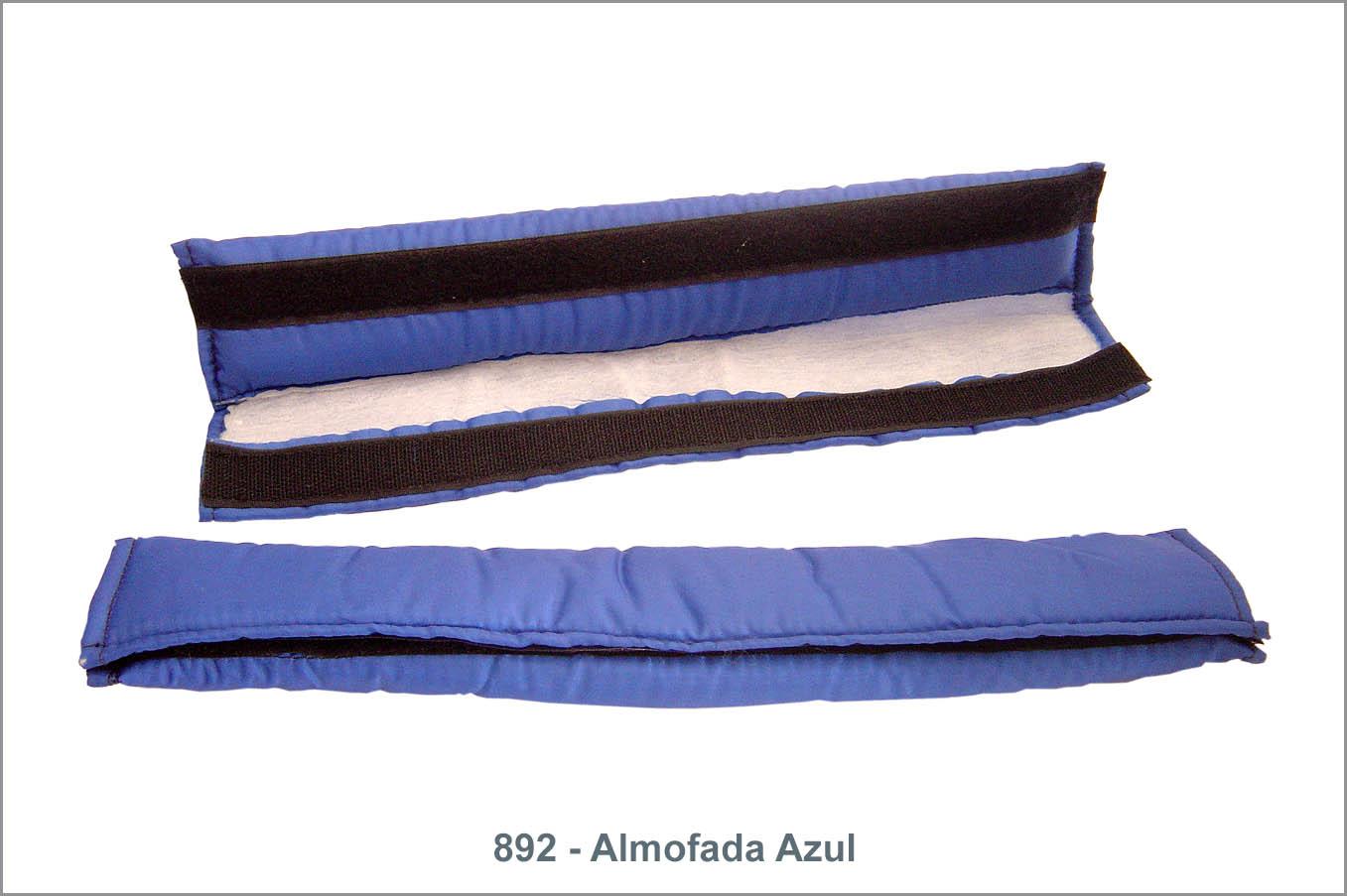 892 Almofada Azul