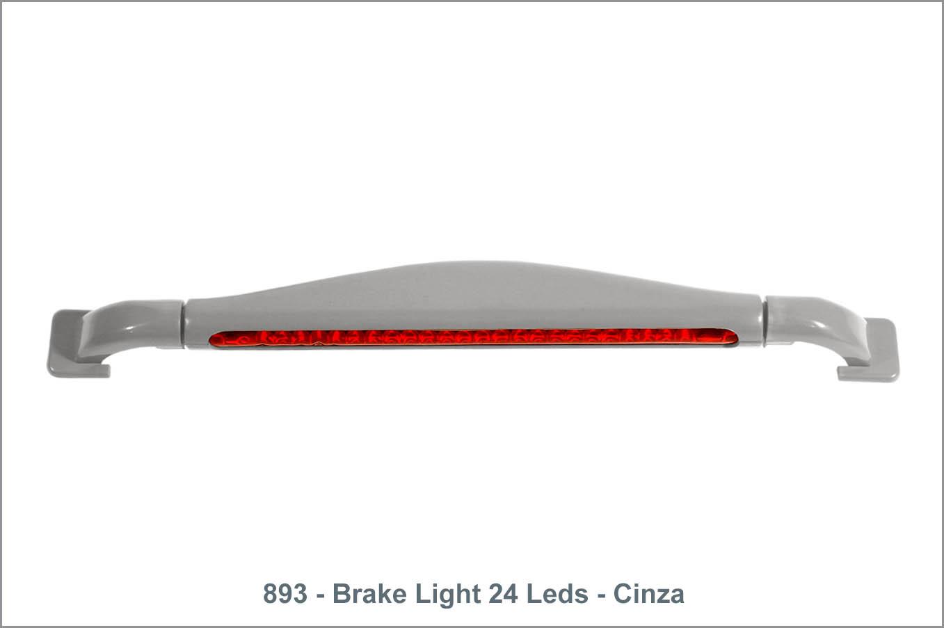 893 - Brake Light 24 Leds