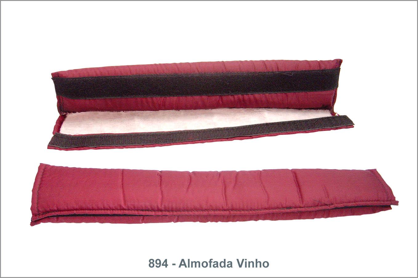 894 Almofada Vinho