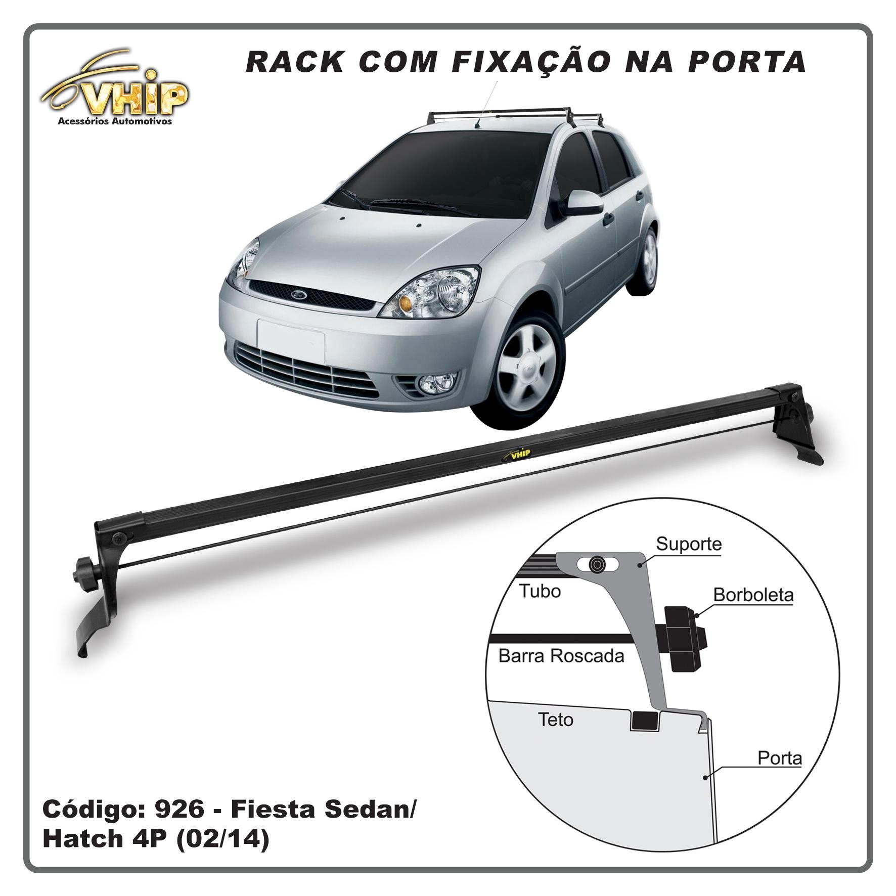 926 Fiesta Sedan-Hatch 4P