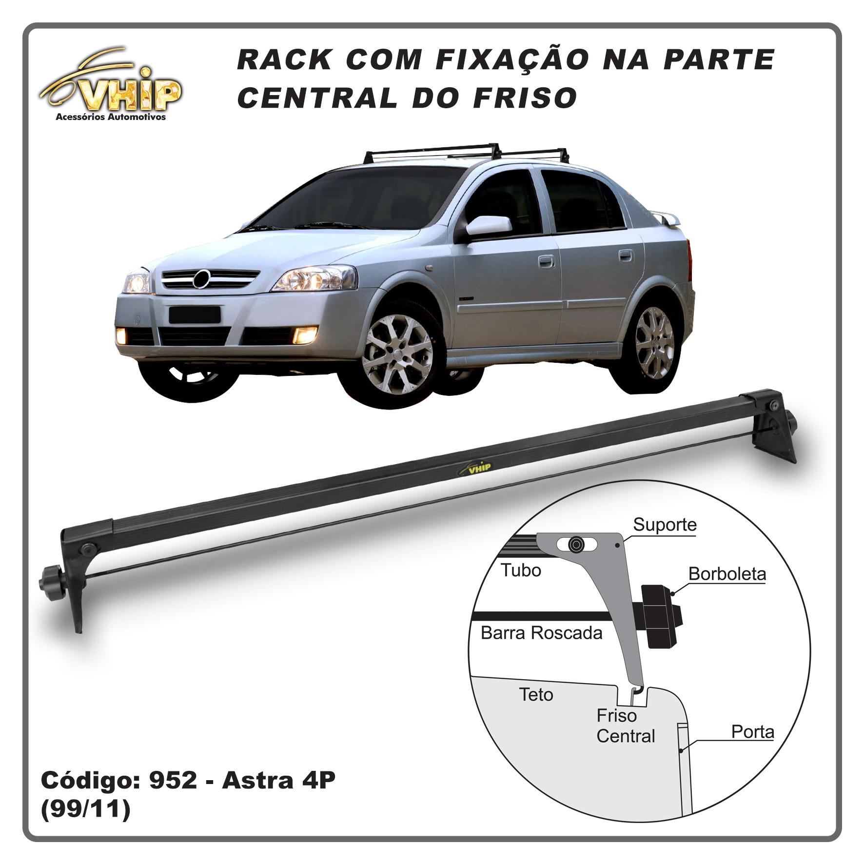 952 Astra 4P