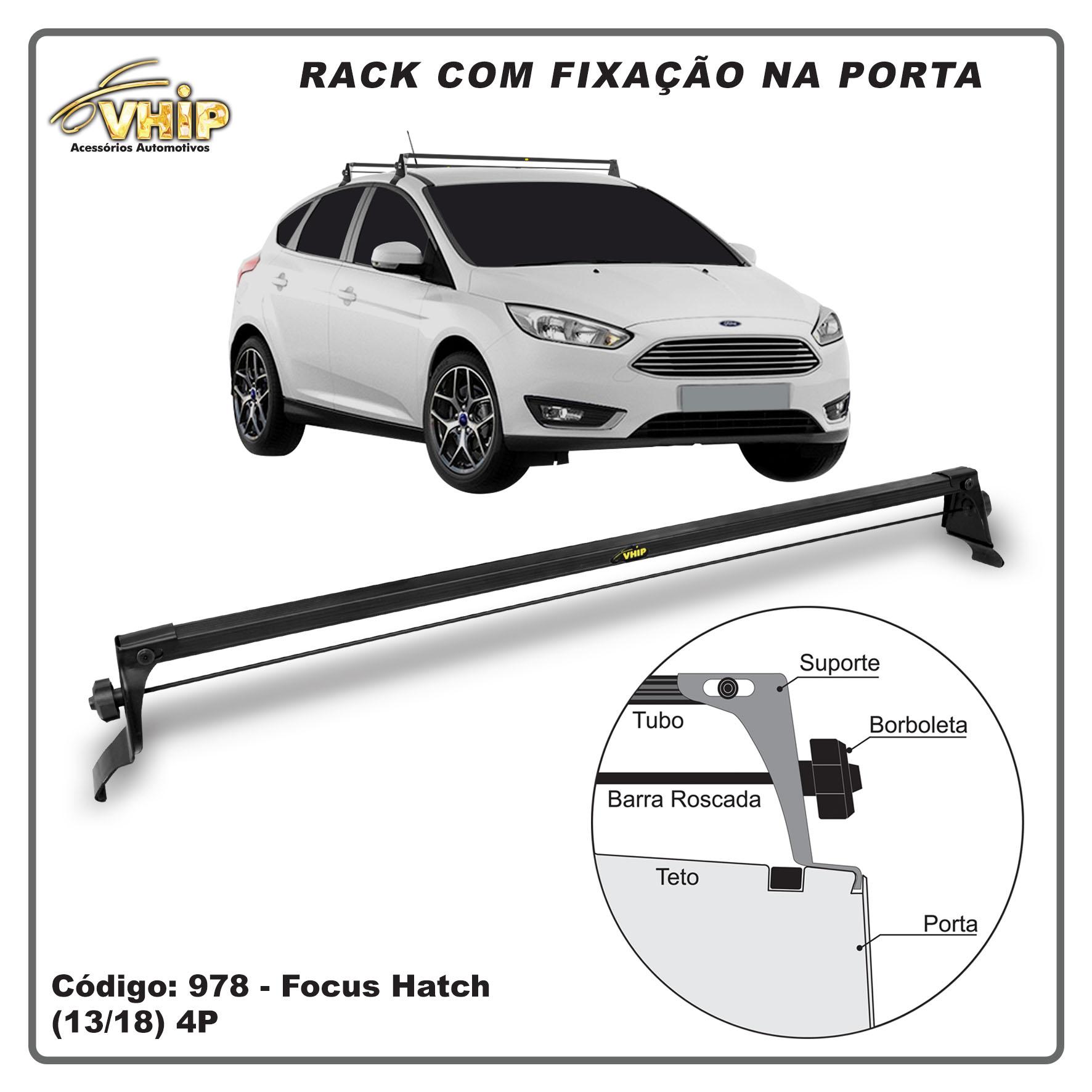 978 Focus Hatch