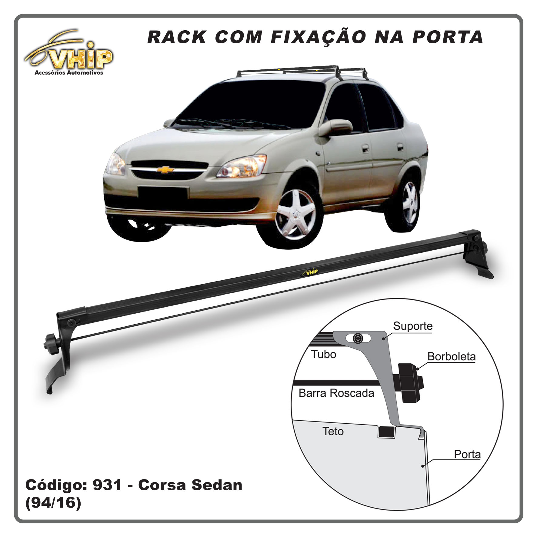931 Corsa Sedan