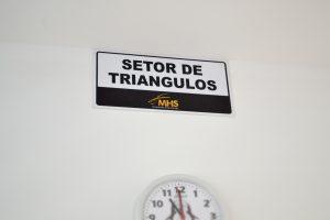 MHS Setor - Triângulos