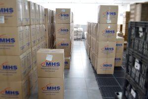 MHS Setor - Estoque