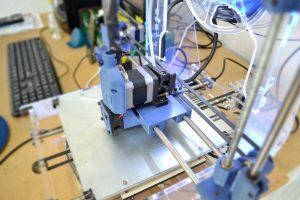 VHIP Setor - Projetos / Impressora 3D